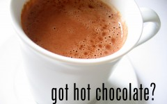 Easy ways to amp up your hot chocolate