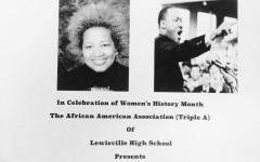 Triple A celebrates women's history month