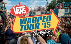 Want to win tickets to the Vans Warped Tour?