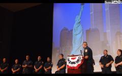 StuCo hosts 9/11 ceremony