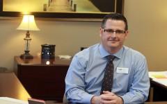 New Harmon principal