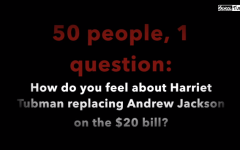 50 people, 1 question: New $20 bill