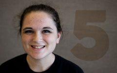 LHS Top Ten: 5. Megan Werner