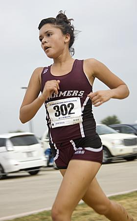 Cross country runners look to improve times