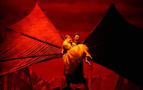 'Le Ballet de Dracula,' an eerie ballet performance to sink your teeth into