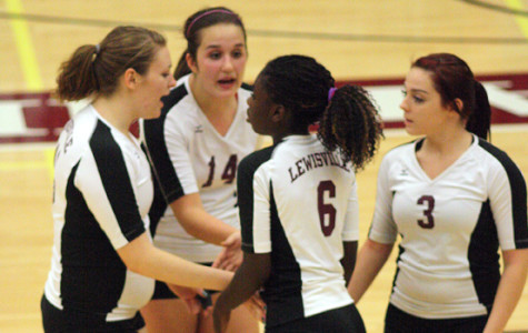 Volleyball teammates follow in sisters' footsteps