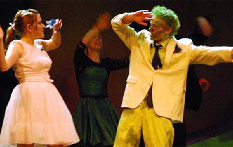 3 performances of 'Zombie Prom' set for this weekend