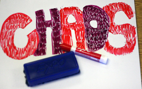 'Photo a day contest' - Sunday's word: Chaos