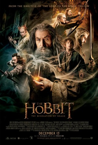 Hobbit sequel doesn't come up short