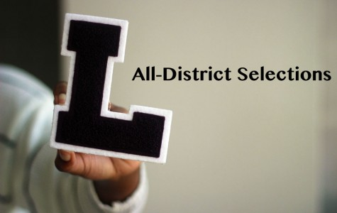 Several earn all-district honors for volleyball, football