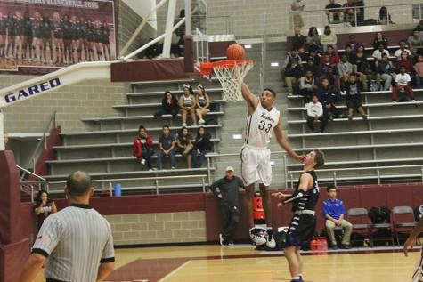 Slideshow: Boys' basketball vs. Hebron