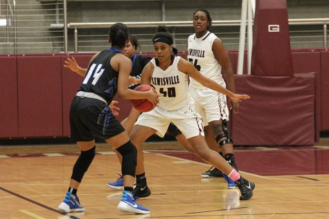 Slideshow: Girls' basketball vs. Hebron