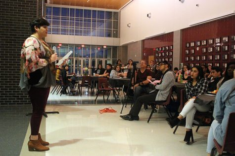 Slideshow: 'A Night of Words'