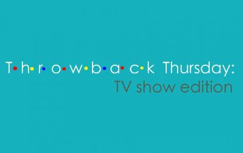 Throwback Thursday: TV shows