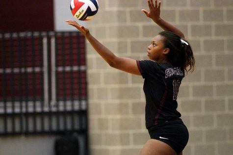 Slideshow: Volleyball vs. Red Oak
