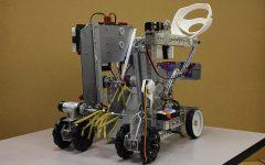 Robotics club to participate in competition
