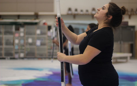 Winter guard to compete in upcoming competitions