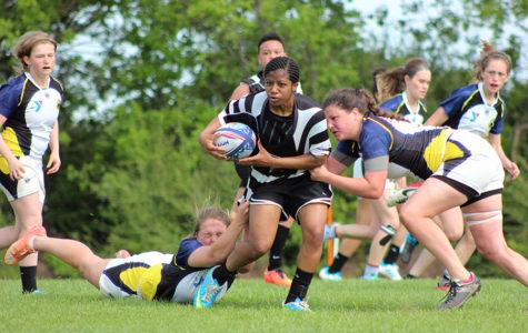 Slideshow: Girls' rugby vs. Broken Arrow