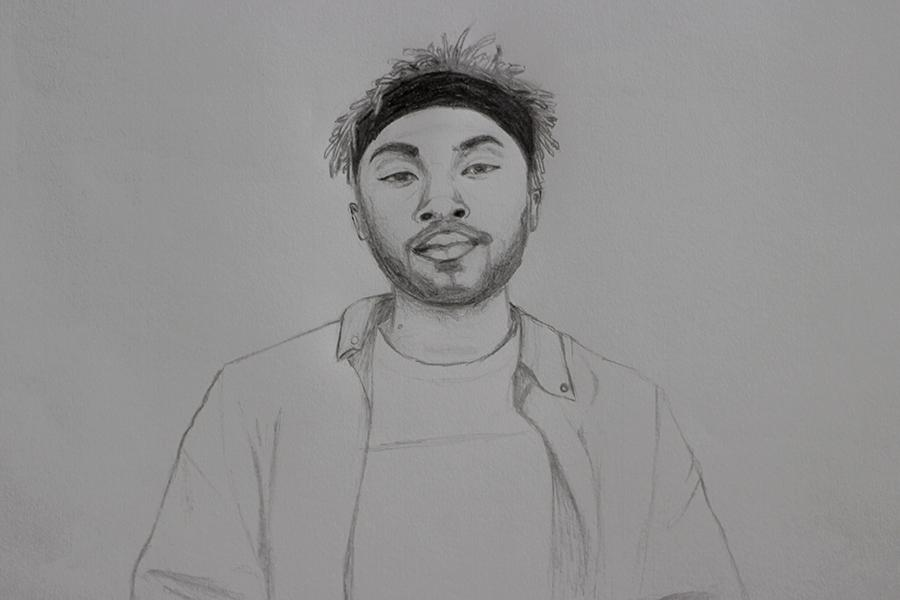 On the Rise: Artist Kevin Abstract explores beauty of uncertainty