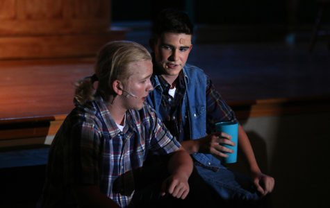 Slideshow: Theater performs 'Dearly Departed'