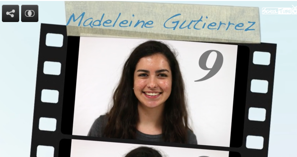 LHS Top Ten – 9. Madeleine Gutierrez
