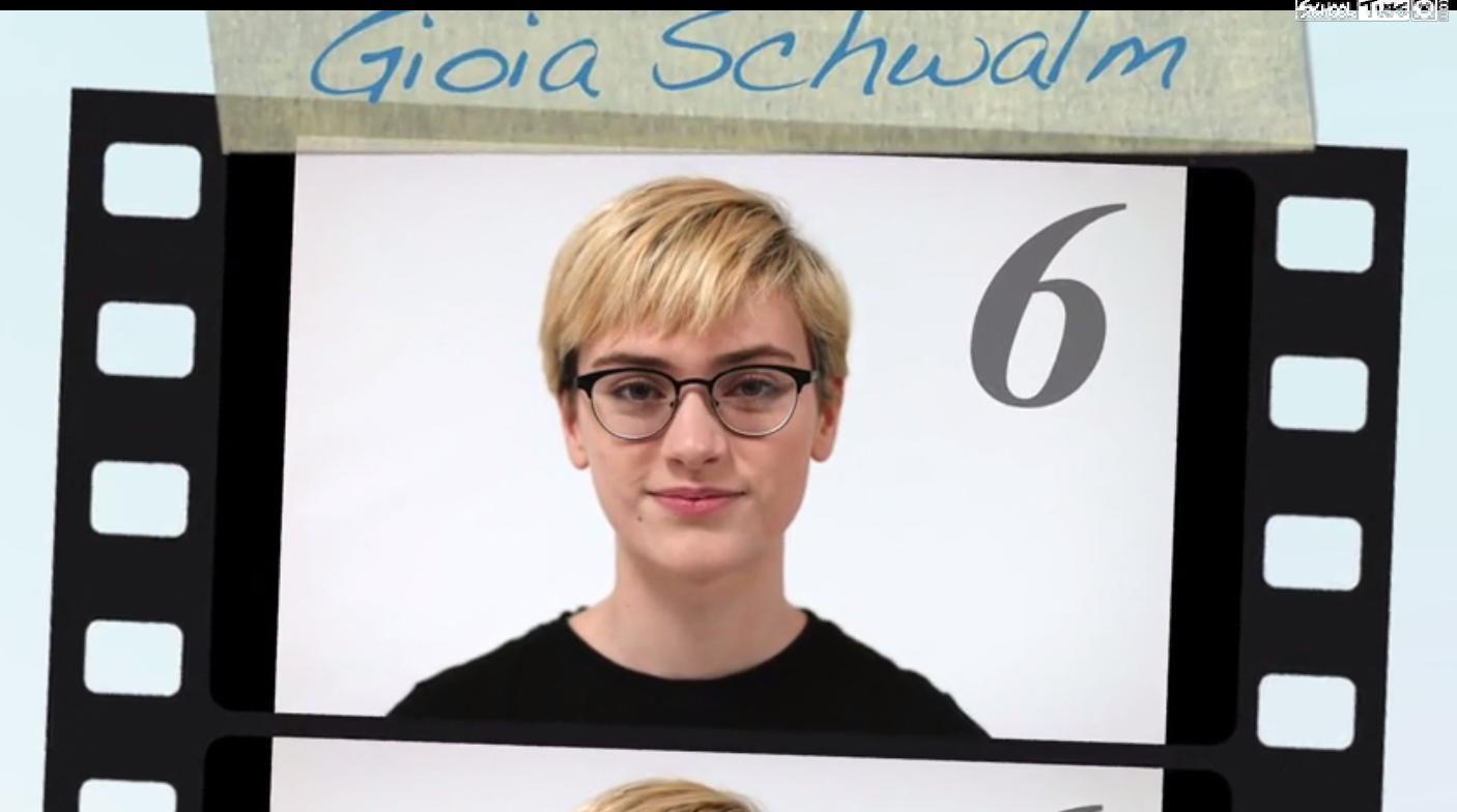LHS Top Ten – 6. Gioia Schwalm