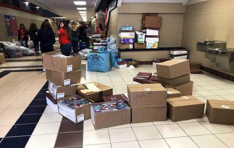 Hardin-Jefferson ISD receives donations