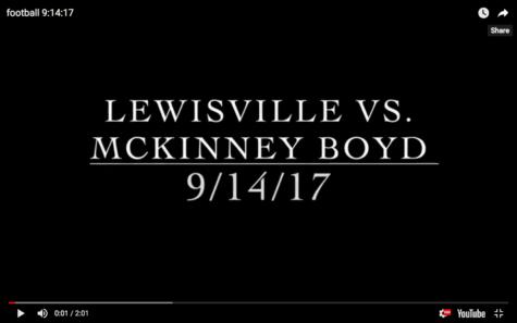 Football highlights: McKinney Boyd