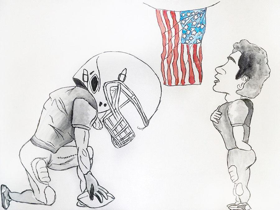 Artwork by Alonzo Lepper.