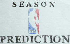 Predicting NBA season outcome