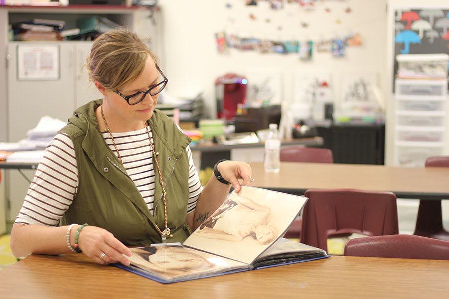 New teacher brings variety of work experience