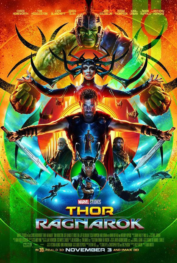 Review: 'Thor: Ragnarok' makes shocking success