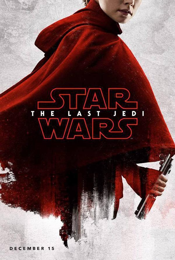Review: 'Star Wars: The Last Jedi' upholds franchise standards