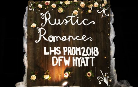 2018 prom theme announced