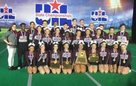 Cheer wins state championship, prepares for nationals