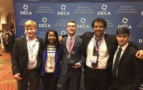 DECA state finalists head to international competition