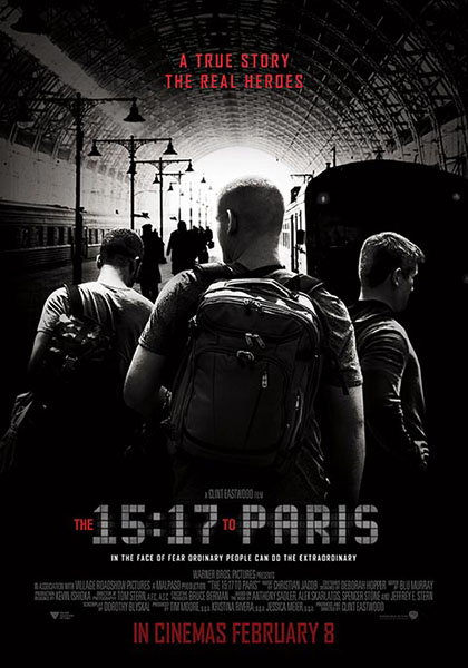 Review: 'The 15:17 to Paris' disappoints viewers' expectations