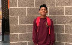 Farmer Focus: Freshman Brandon Romero