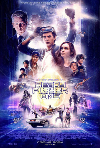 Review: 'Ready Player One' proves yet another Spielberg success
