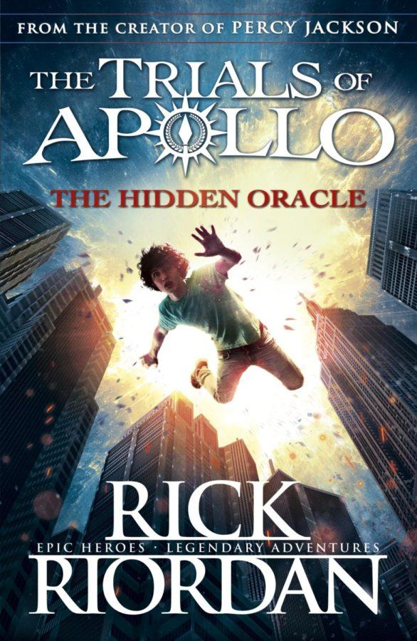 Farmer Fiction: 'The Trials of Apollo: The Hidden Oracle' keeps readers guessing