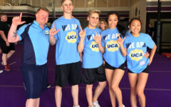 Cheerleaders to join Universal Cheerleading Association staff
