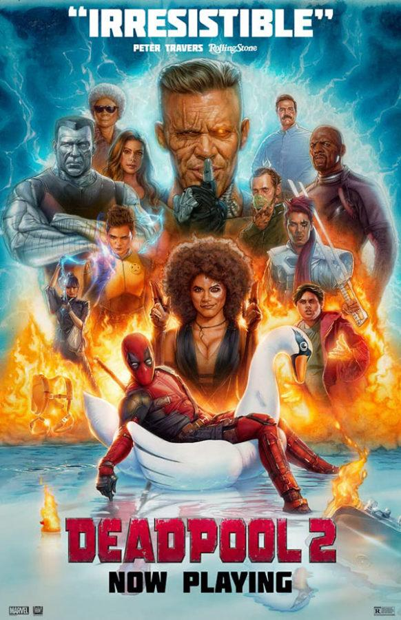 Review: 'Deadpool 2' kills audiences with humor