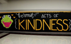 District kicks off year with kindness