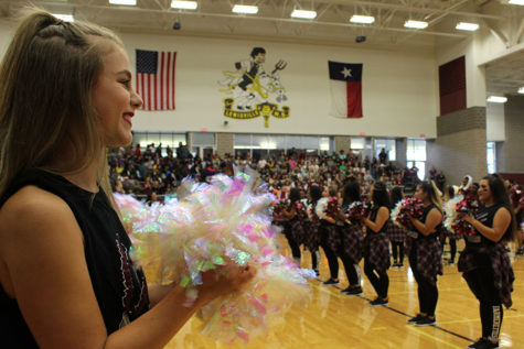 Slideshow: Football vs. Sam Houston pep rally