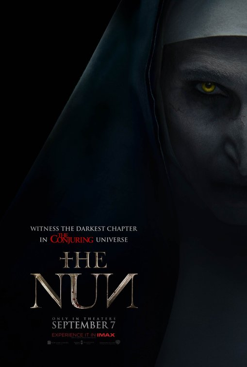 Review: 'The Nun' disappoints 'The Conjuring' fans