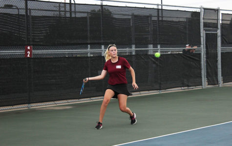 Tennis begins season struggling