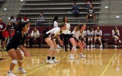 Volleyball season nearing an end