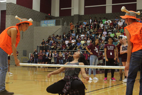 Slideshow: Football vs. Flower Mound pep rally