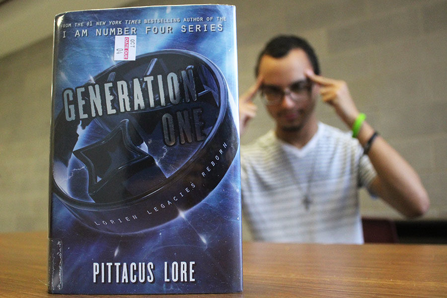 Pittacus+Lore%27s+%22Generation+One%22+was+published+on+June+27%2C+2017.