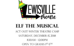 Kids to 'Act Out' a Christmas musical